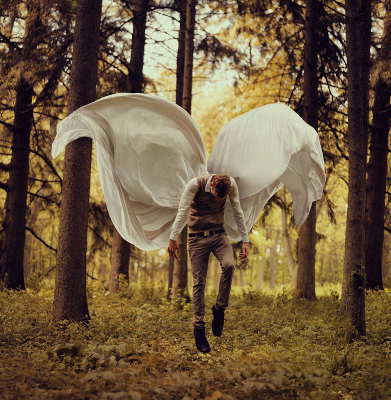 Chelsea College of Arts presents Flying People
