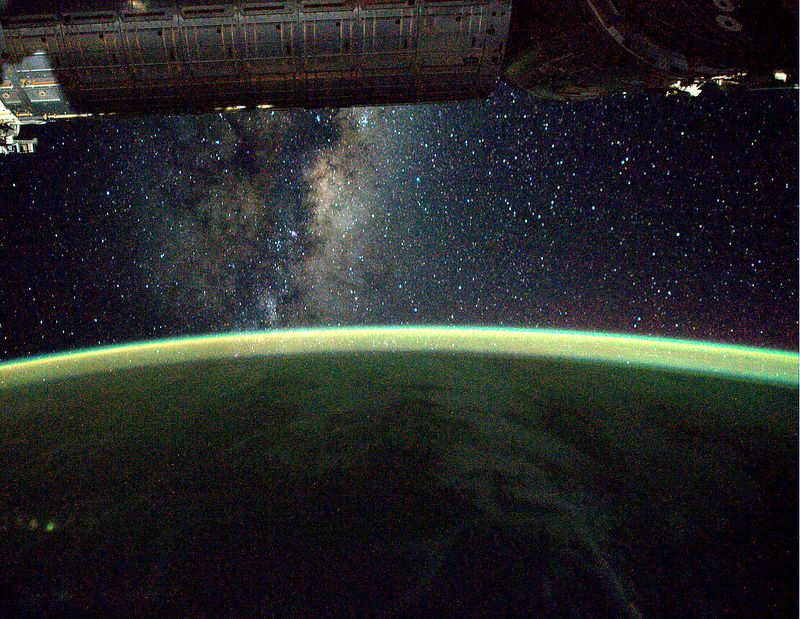 Space Photography by Astronaut Andre Kuipers