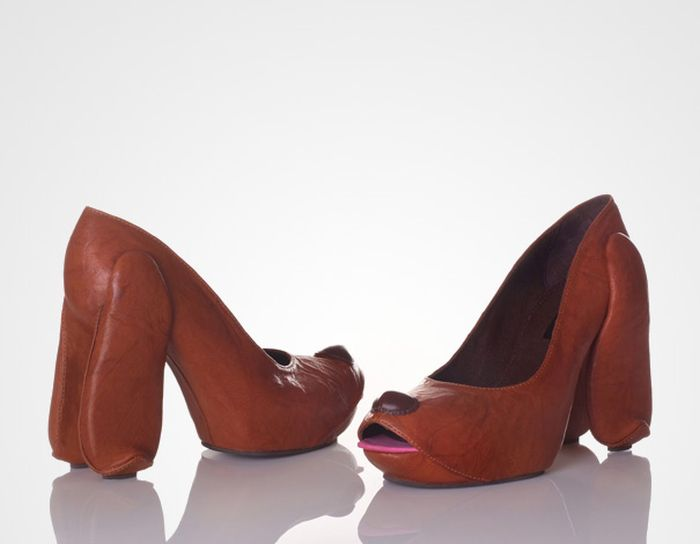Extreme High Heel Designs