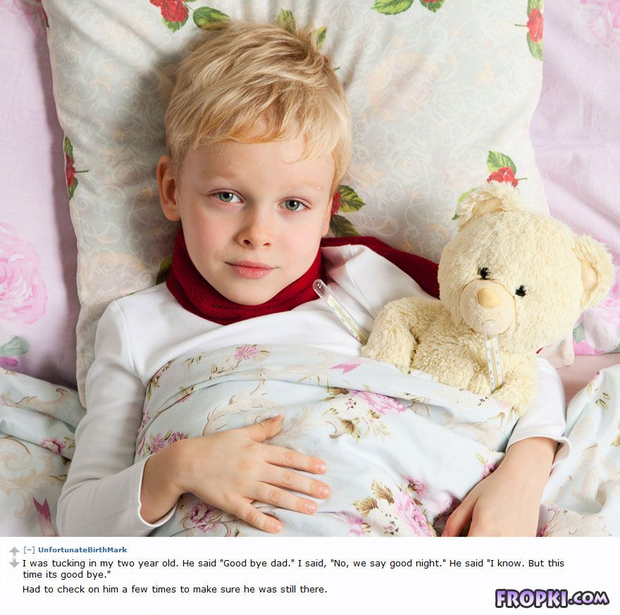 Creepiest Things Kids Have Ever Told Their Parents