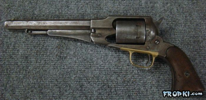 The Largest Revolver Ever Made