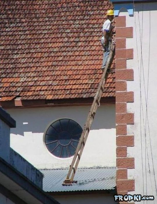 Darwin Awards - 'Safety First' Means Nothing to them
