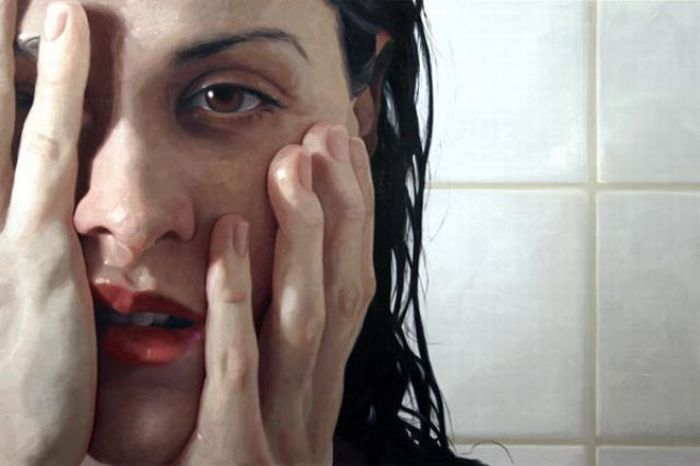 Hyper-Realistic Paintings look like Photos