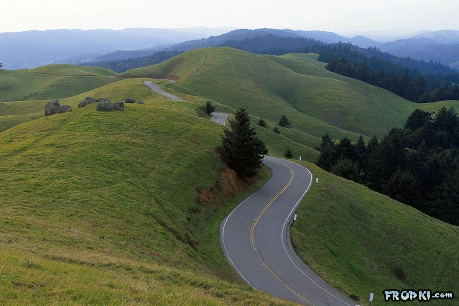 Mountain Roads that Take our Breath Away