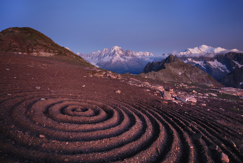 Beautiful Land Art