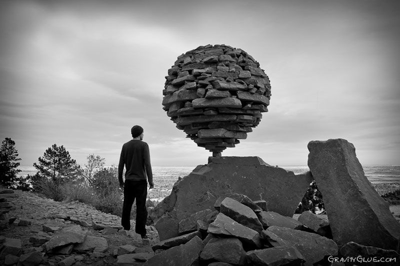 The Art of Rock Balancing