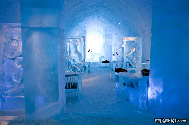 Largest Ice and Snow Hotel