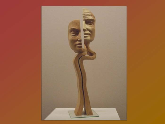 Humberto Abad's Beautiful Wood Sculptures!