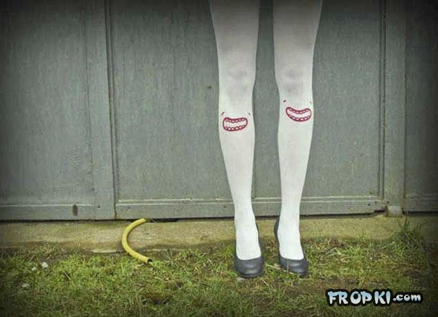 Most Bizarre Tights