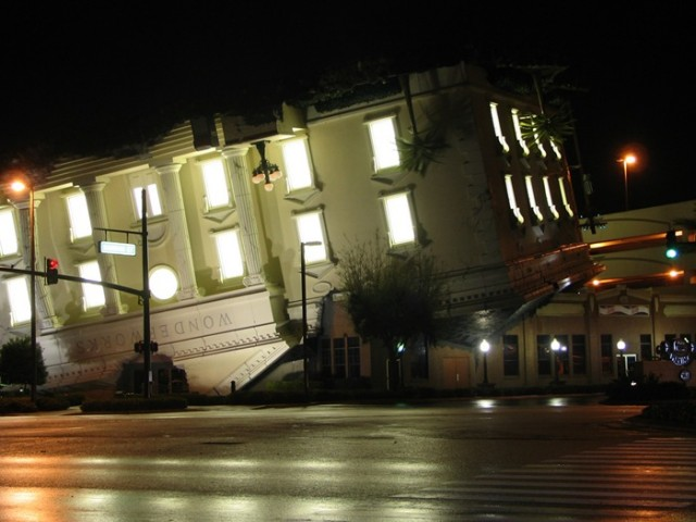 Strangest Buildings in the World