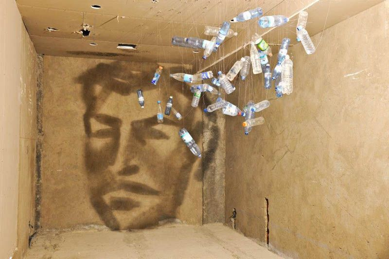 Brilliant Shadow Art by Rashad Alakbarov