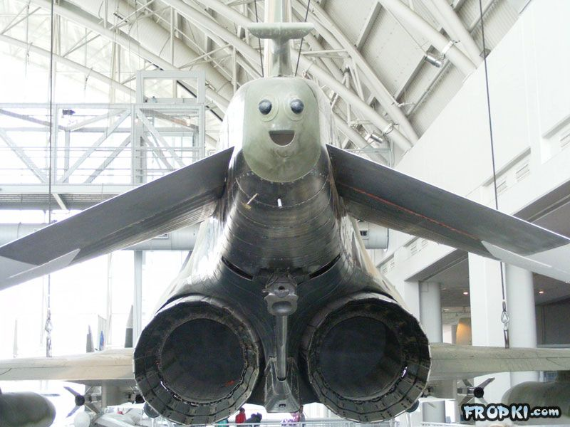 Funny Faces in Everyday Places