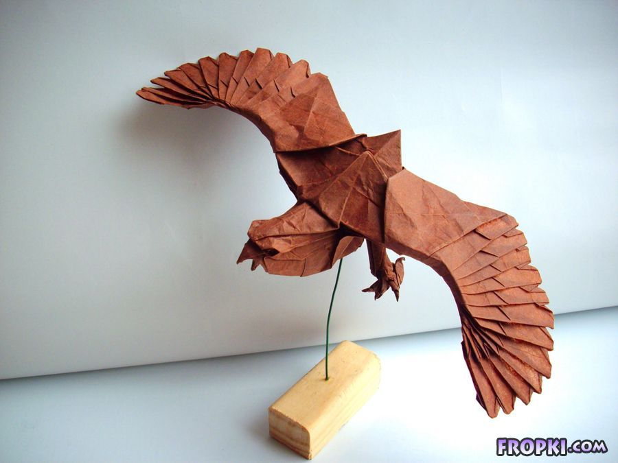 The Origami Animals