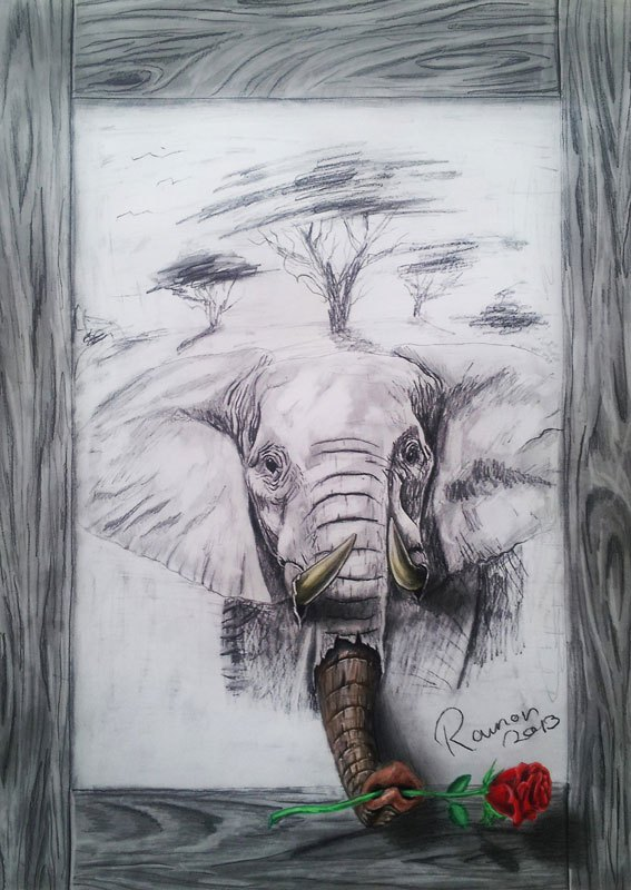 3D Art on Papers