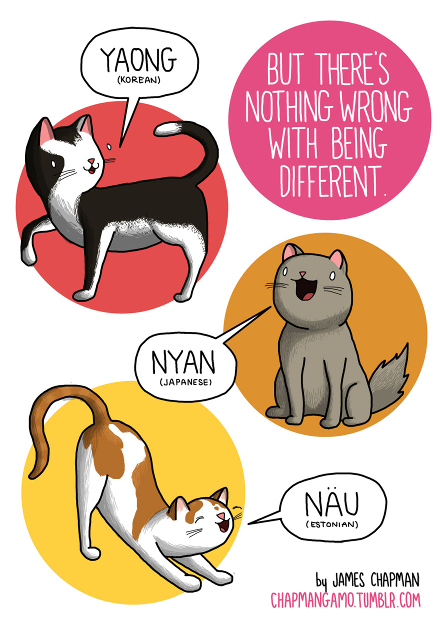 How Do Animals Sound in Other Languages
