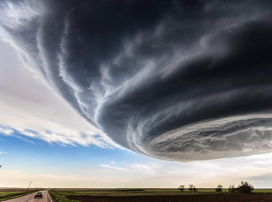 Breathtaking Storm Photos by Storm Chaser