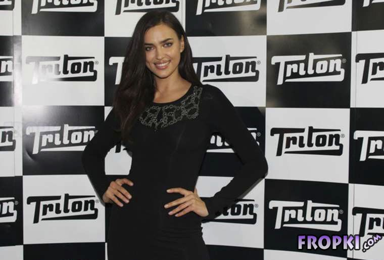 Irina Shayk - Triton Fashion Show After Party