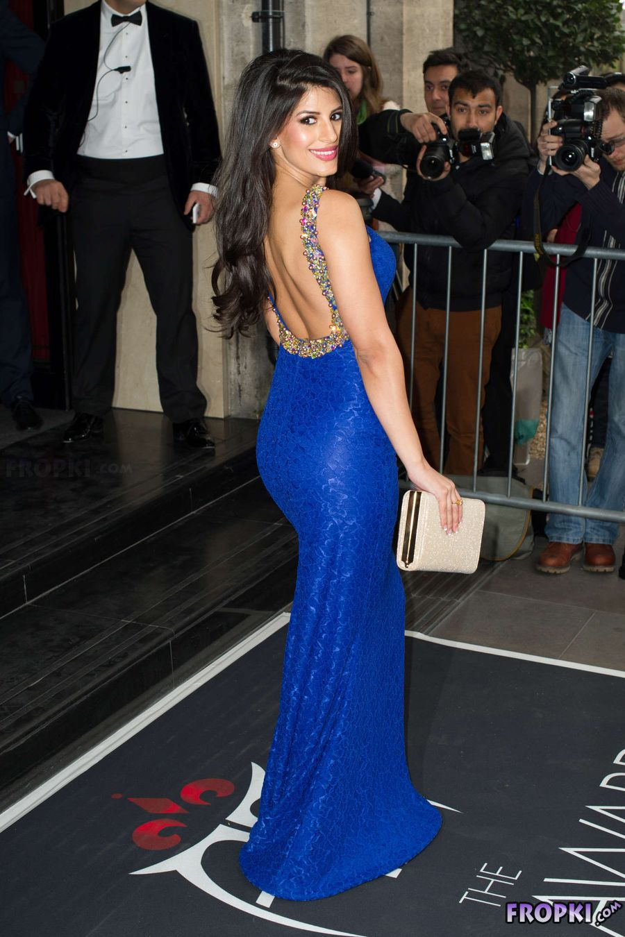 Jasmin Walia - The Asian Awards in London