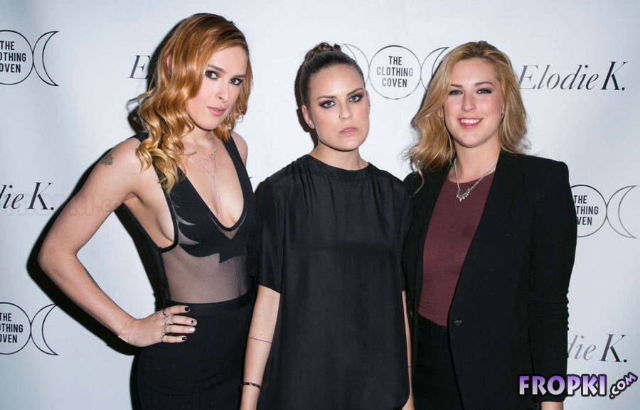 Rumer Willis at the Launch Of The Clothing Coven
