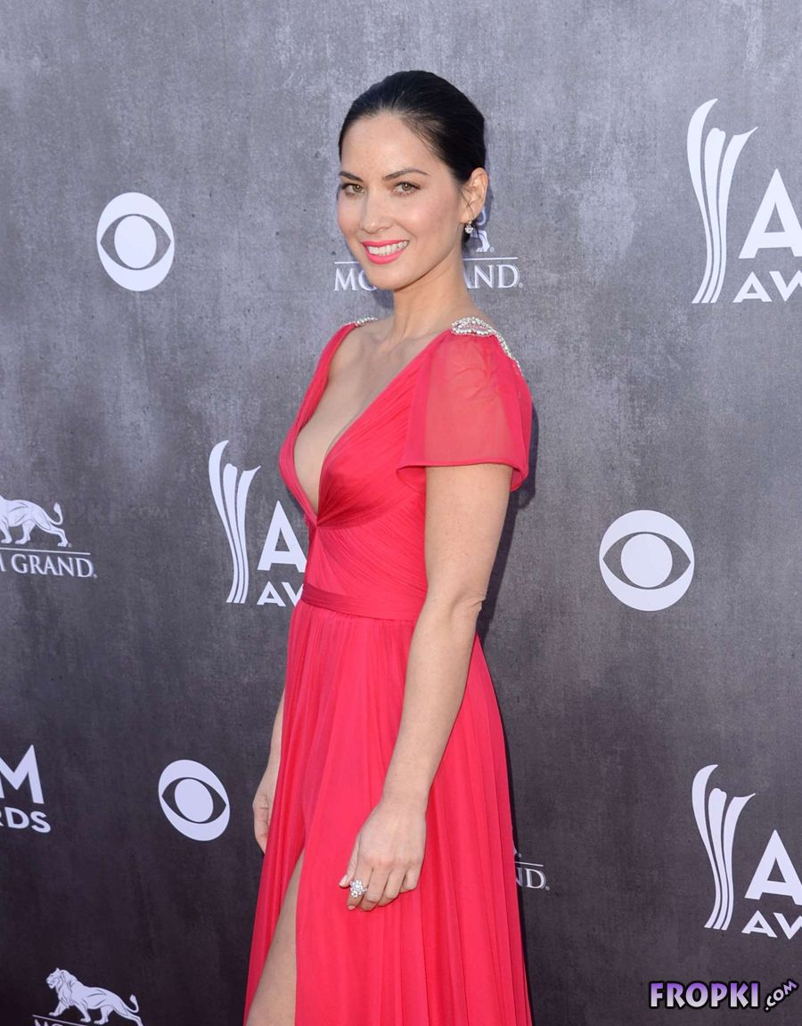 Olivia Munn - Academy of Country Music Awards