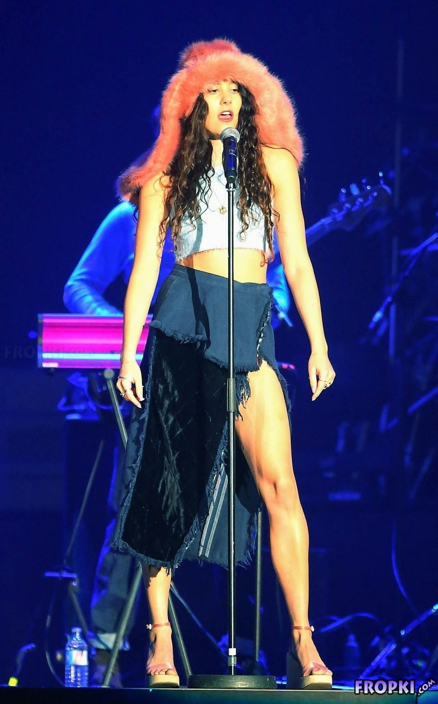 Eliza Doolittle at Echo Arena in Liverpool