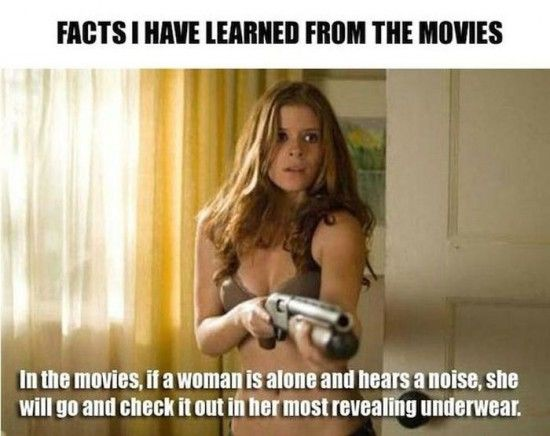 It Happens Only in Movies