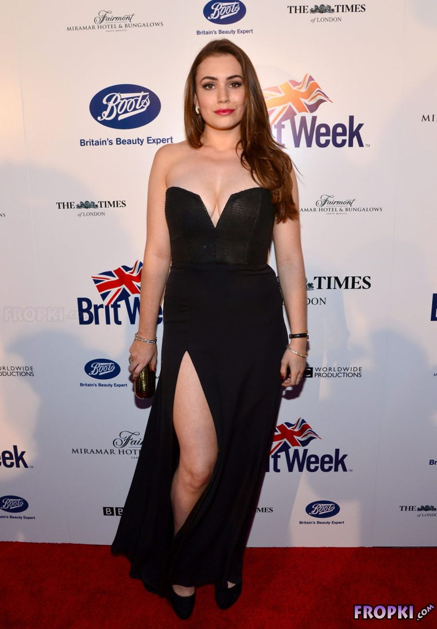 Sophie Simmons - Annual BritWeek Launch Party in LA