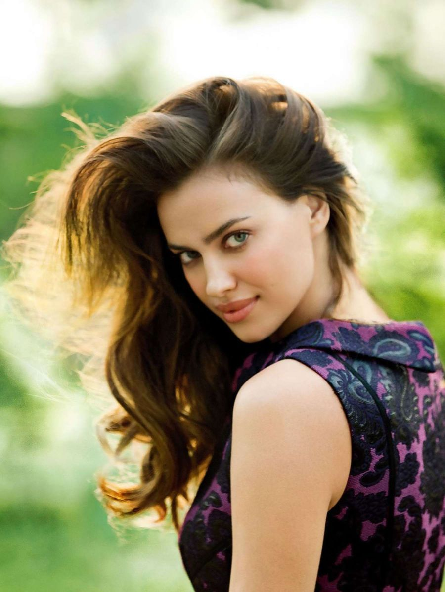 Irina Shayk - Cosmopolitan China (July, 2014)