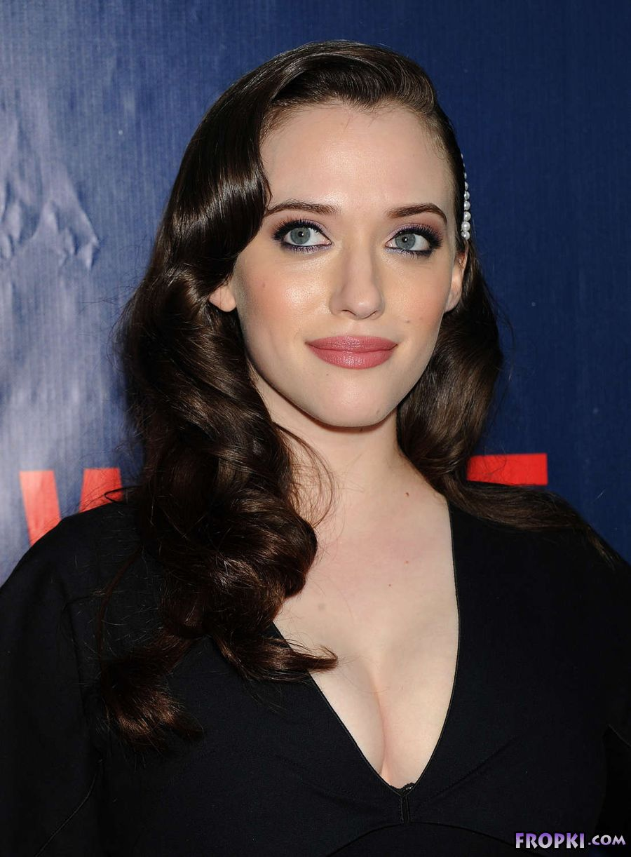 Kat Dennings - CBS 2014 TCA Summer Press Tour