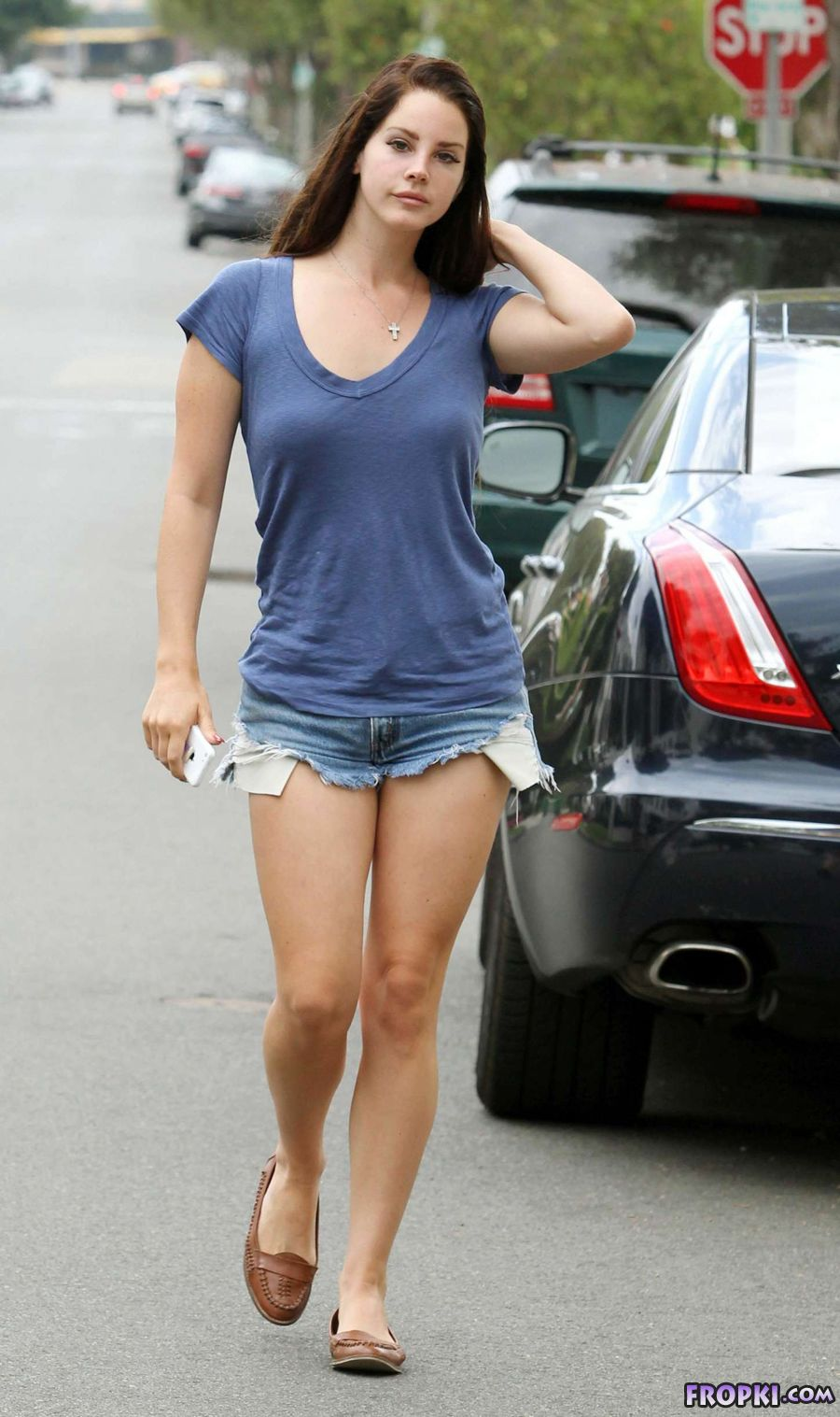 Lana Del Rey out and about in Los Angeles