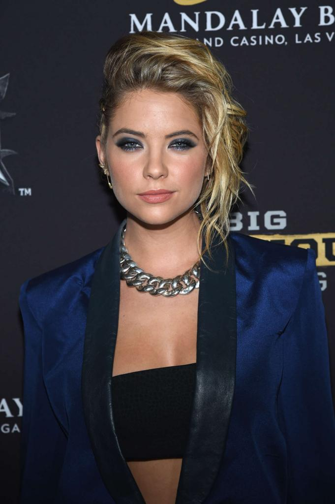 Ashley Benson - Big Knockout Boxing Inaugural Even