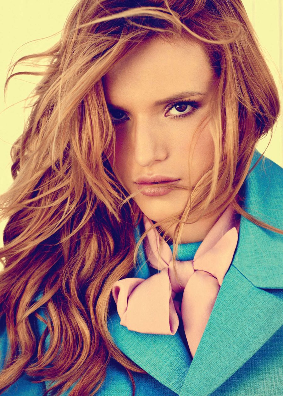Bella Thorne for InStyle Russia (Sep 2014)