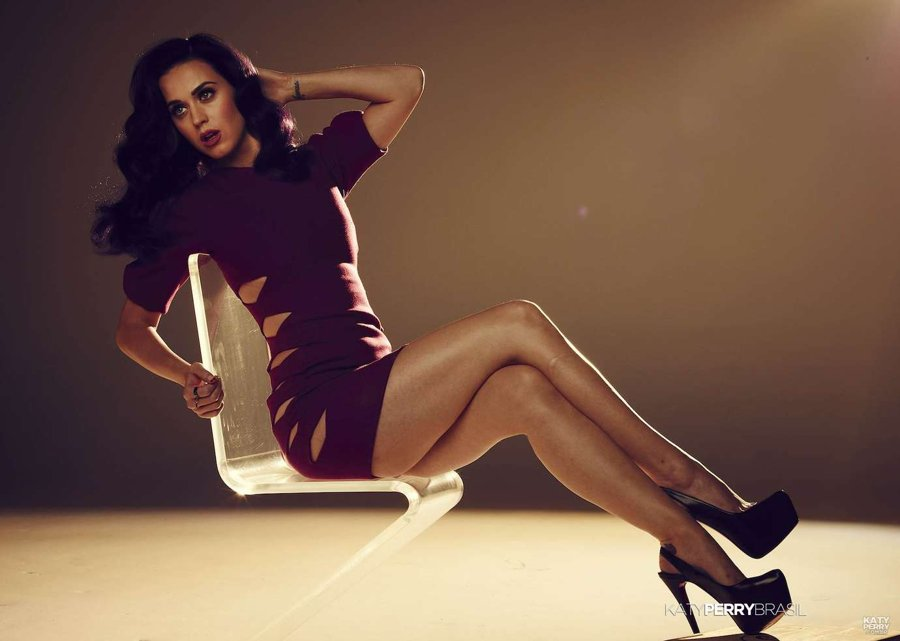 Katy Perry Hollywood Reporter Photoshoot 2014