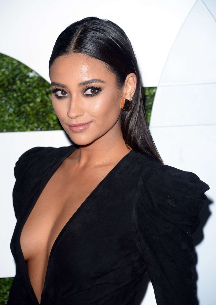 Shay Mitchell - 2014 GQ Men Of The Year Party