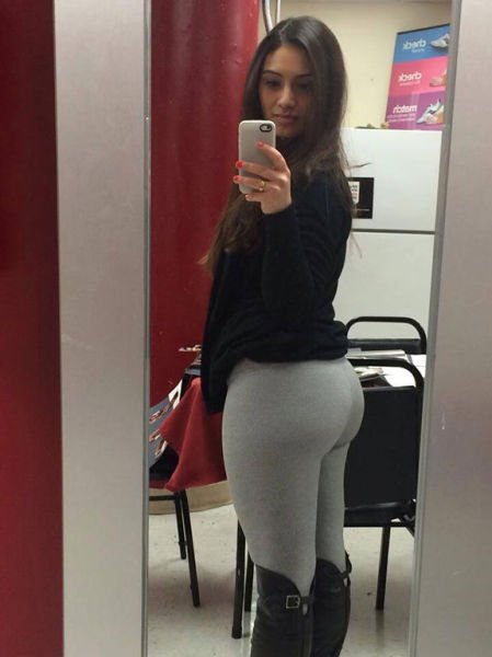 Yoga Pants Are Definitely Greatest Thing Ever