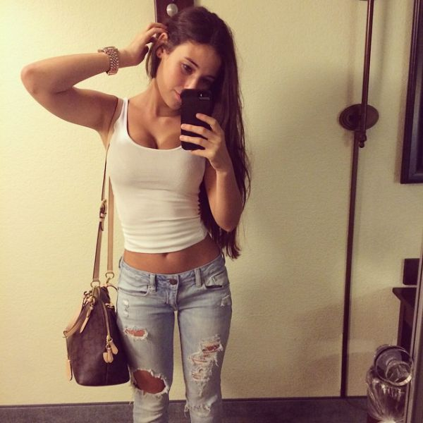 Cute Photos Of Angie Varona Page 10