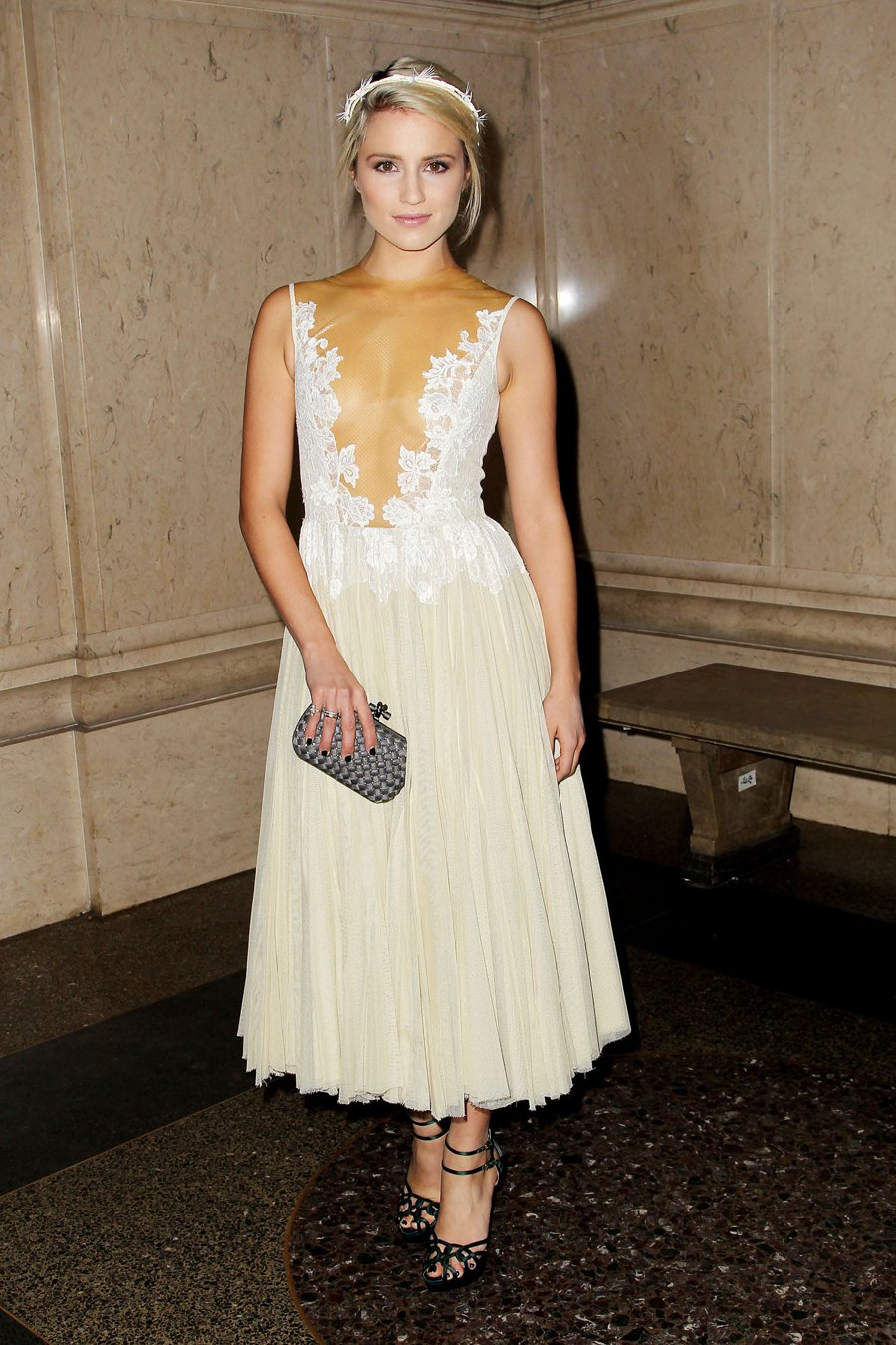 Dianna Agron - 2014 Museum Gala in New York