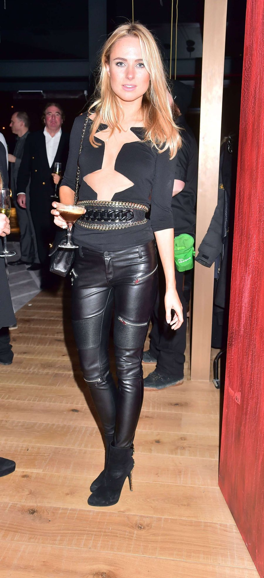 Kimberley Garner - Ballymore Launch Party
