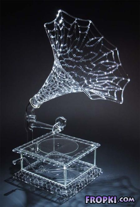 Glass Sculptures