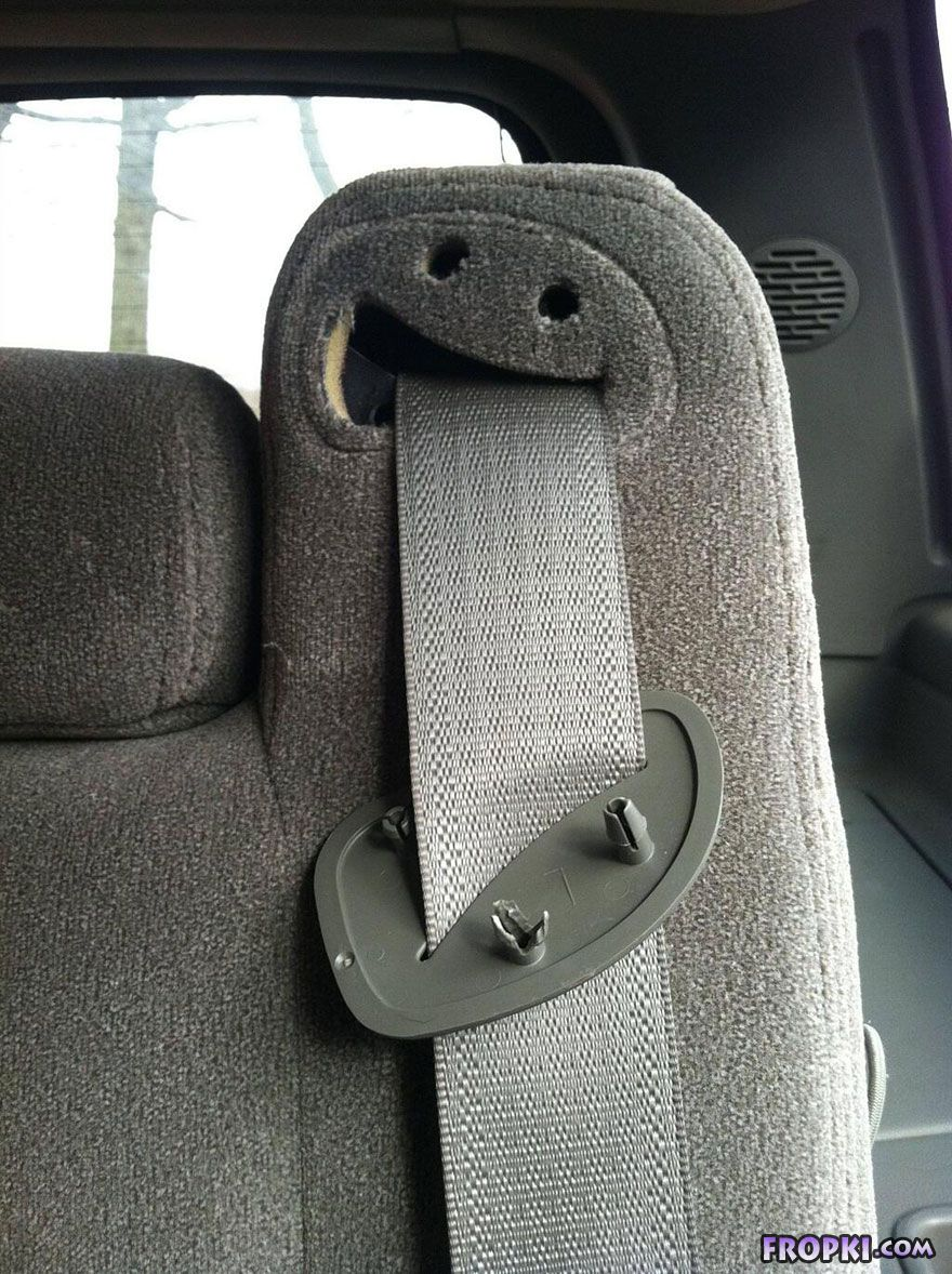 Funny Faces in Everyday Things