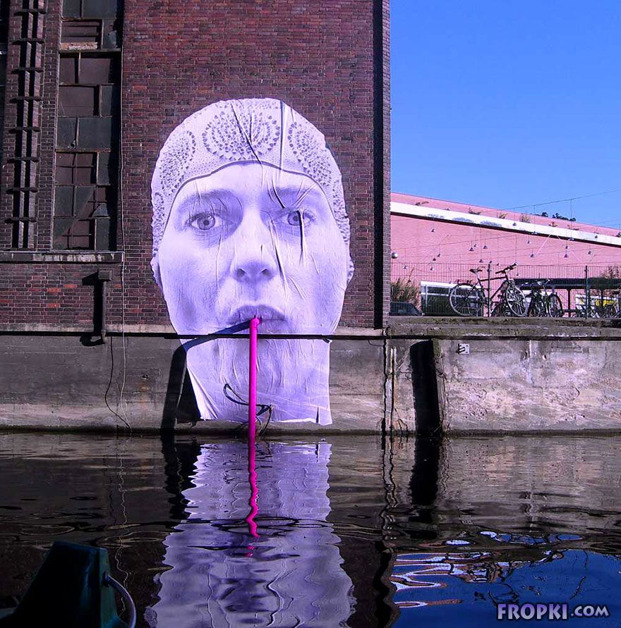 Best Street Art you have Witnessed