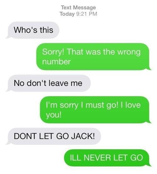 Best Way to Respond to Wrong Number Texts