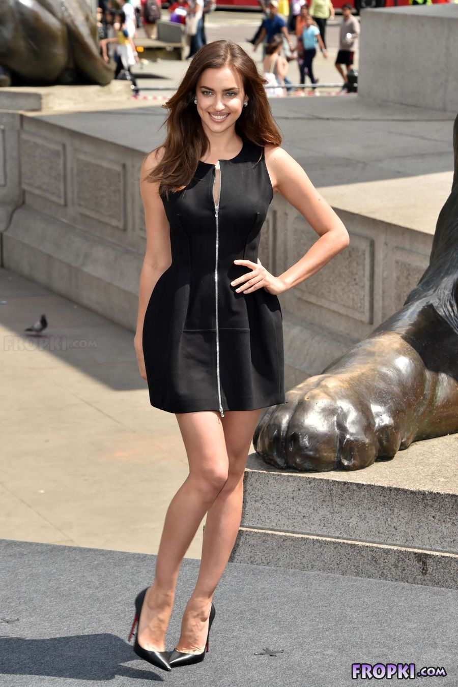 "Irina Shayk ""Hercules"" photocall in London"