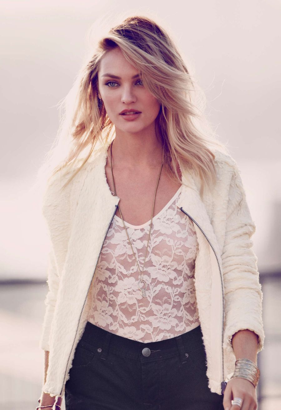 Candice Swanepoel - Free People Collection