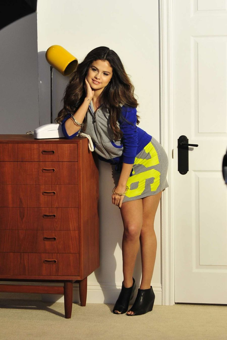 "Selena Gomez Shoot for ""Dream Out"" 2014"