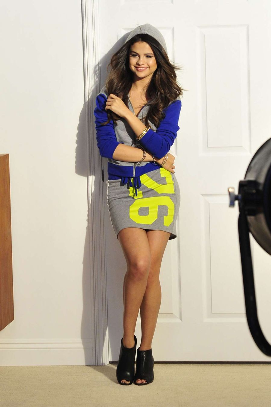 """Selena Gomez Shoot for """"Dream Out"""" 2014"""