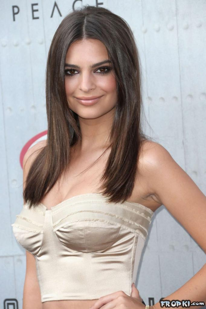 Emily Ratajkowski - Spike TV's 'Guys Choice 2014'