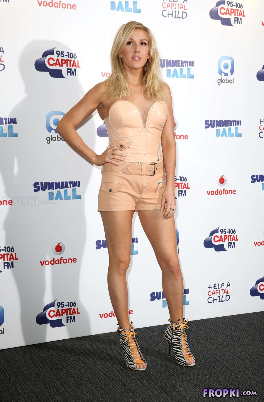 Ellie Goulding - 2014 Capital Summertime Ball