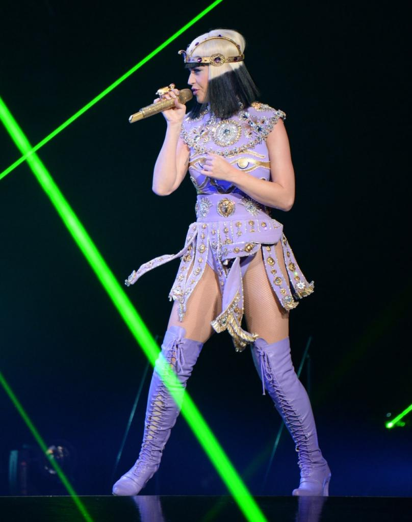 """Katy Perry """"The Prismatic Tour"""" Concert"""