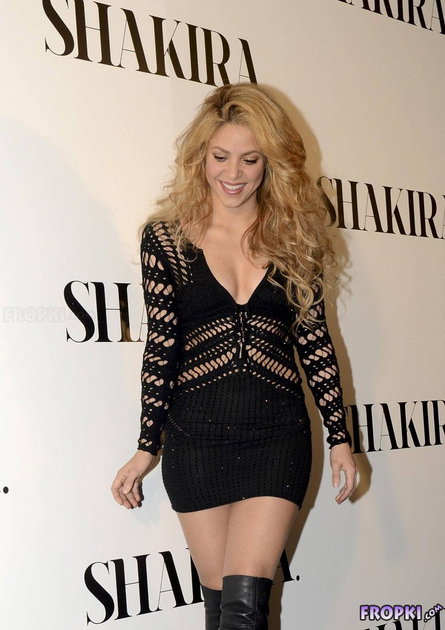 """Shakira"" Music Album Photocall in Spain"